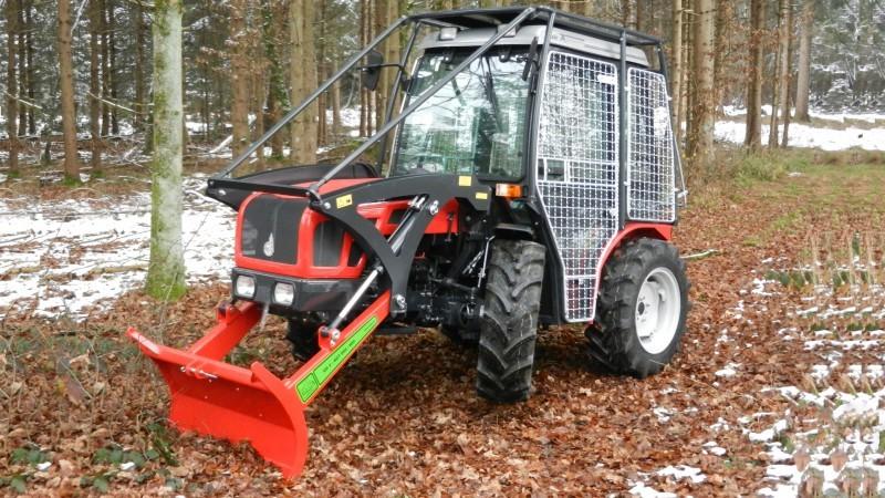 AGT850 Forestry