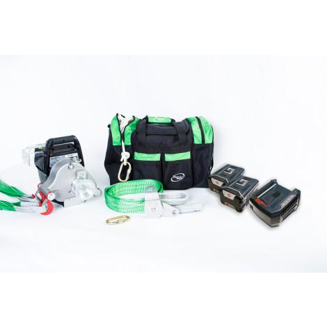 PCW3000-Li Battery Powered Winch Kit