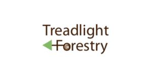 Treadlight Forestry Logo