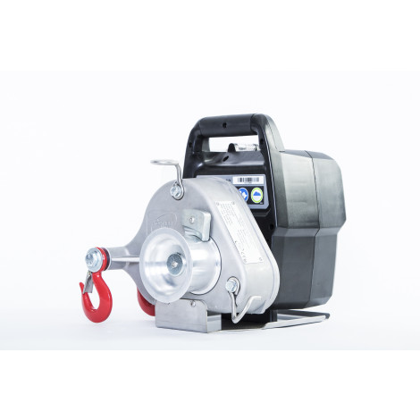 PCW3000-Li battery powered capstan winch