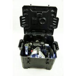 Transport Case with Molded Locations For 5000 Series Winches (PCA-0100)