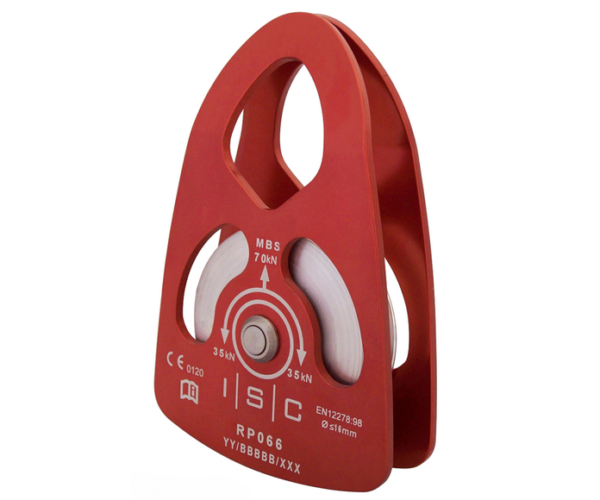 ISC Single Pulley for 16mm Rope